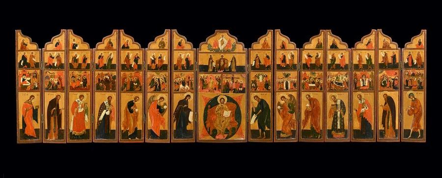 Russian Icons: Spirit and Beauty  Amsterdam Dealer Brings