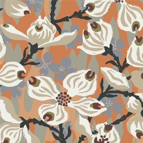 From Chinoiserie To Revived Charles Burchfield Designs A