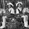 Mary Ellen Mark, Tashara and Tanesha Reese, Twins Days Festival, Twinsburg, Ohio, 1998 (printed later); Gelatin silver print, 20 x 24 in.; National Museum of Women in the Arts, Gift of Robert and Kathi Steinke; © Mary Ellen Mark/The Mary Ellen Mark Foundation