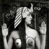 Lubov Tchernicheva as Cleopatra.  1918.