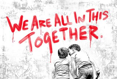 Mr.  Brainwash | We are all in this together