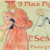 Henri de Toulouse-Lautrec, P.  Sescau / Photographe (1894), sold for $114,000