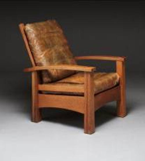 Gustav Stickley, Reclining Chair No. 336, C. 1901u201302 Dallas Museum Of Art. U201c
