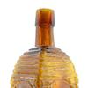 American Life Bitters bottle (Peiler Manufacturer, Omaha, Neb.) with applied top, a rare cabin-shaped bottle in near-perfect 9.5 condition, expected to sell for $7,000.