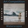 4th Annual Waterscapes Art Competition www.fusionartps.com