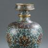 Chinese Cloisonné Bottle Vase dated to the 18th / 19th century