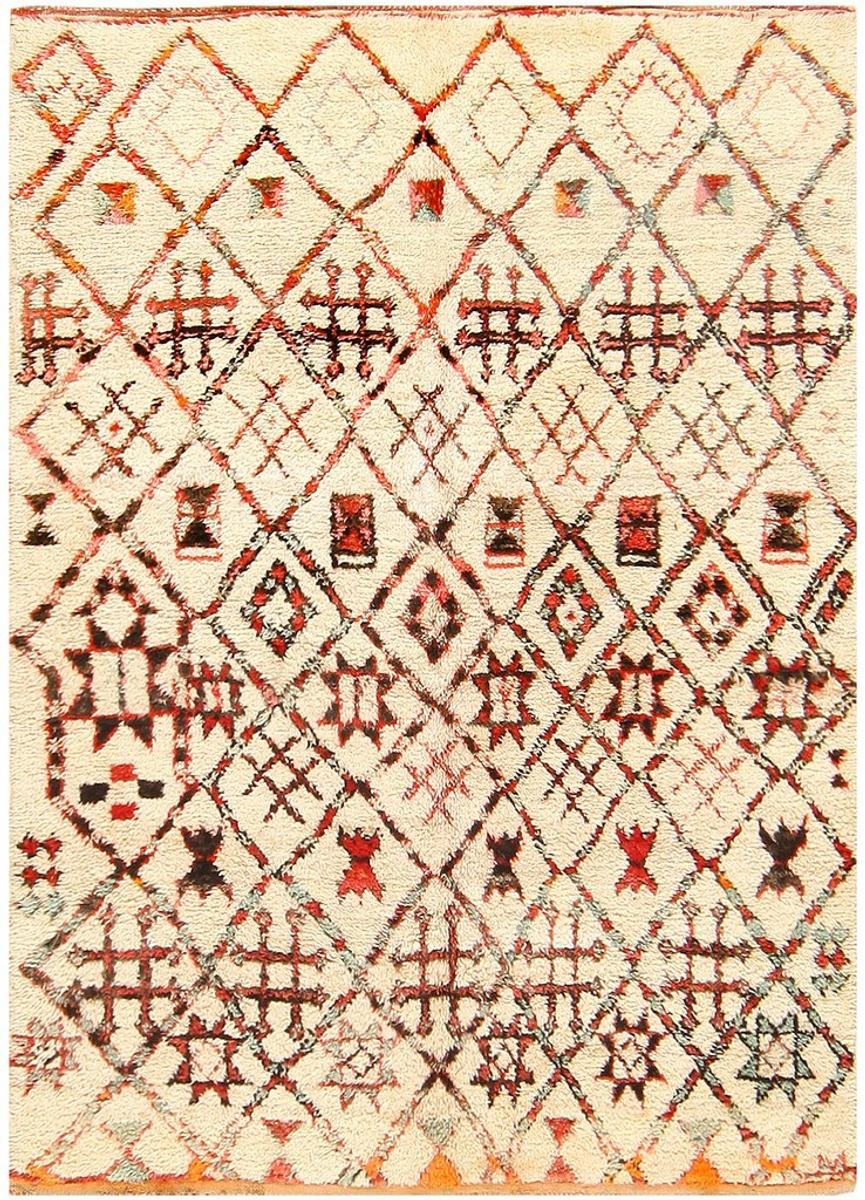 Vintage Moroccan Rugs Offer A