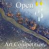 """Open"" (No Theme) Online Art Competition www.lightspacetime.art"