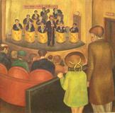 Dorothy Browdy Kushner, NBC Orchestra, 1936