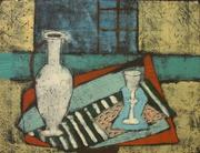 Anne Ryan, The Wine Glass, 1945