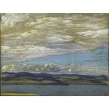Nicholas Konstantinovich Roerich, Untitled, $87,500