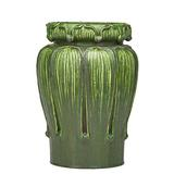 Lot 9: Grueby Kendrick vase, ca.  1905, $15,000 – 20,000