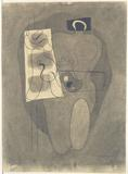 Willi Baumeister, drawing, estimate 12000 Euro