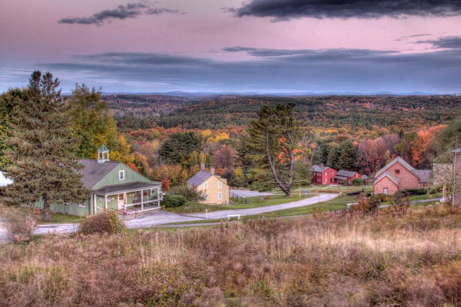 Fruitlands Museum in Harvard, MA