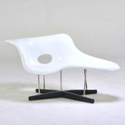 Lot 755, Style of Charles and Ray Eames, Chaise lounge, $500-700.