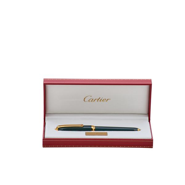 Lot 1013 - Cartier - Limited Edition Louis Cartier Ebonite, 0819/1847 - $1,000 – 1,500
