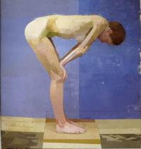 Ali by Euan Uglow