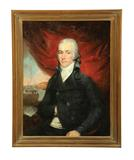 Portrait by Rembrandt Peale sells for $29,375