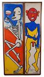 Alexander Calder gouaches