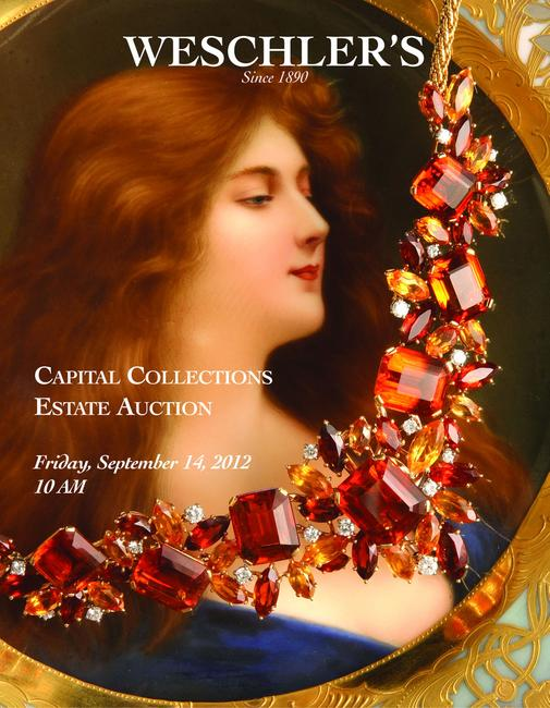September 14 Capital Collections Estate Auction