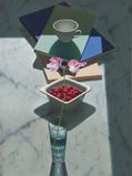 Bruce Cohen, Untitled (Still Life with Raspberries), 2010, 28 x 21 inches