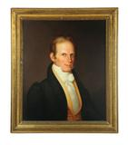 Once owned by Helen Clay Frick (1888-1984), daughter of one of America's greatest industrialists and art collectors, Henry Clay Frick, this portrait of statesman Henry Clay is expected to sell for $20,000-30,000.