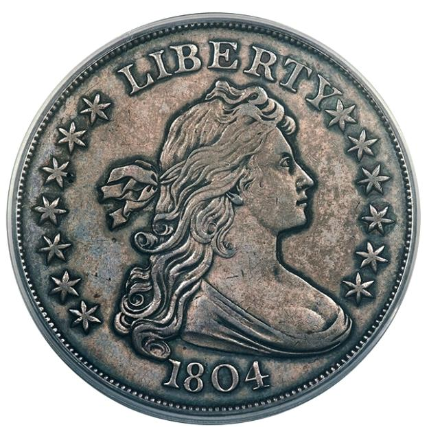 "The world-famous 1804 Draped Bust Dollar -- known as the ""King of American Coins"" -- is one of the hobby's most important rarities and is highly coveted by collectors worldwide."