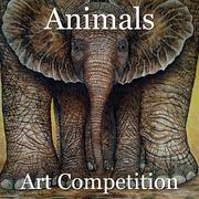 8th Annual Animals Art Competition