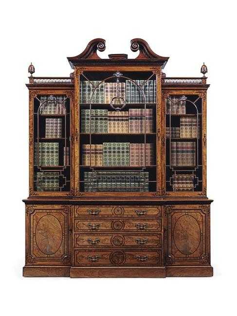 The Messer Chippendale Bookcase