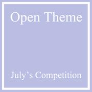 Open Theme Art Competition