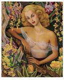 Portrait of Linda Christian by Diego Rivera, Estimate: $250,000-$350,000