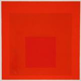 Josef Albers, Study for Homage to the Square: 'Still Distant' (est: $300,000-$500,000)