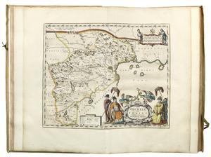Joan Bleau – Novus Atlas Sinensis, 1655, £28,000