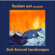 "2nd Annual ""Landscapes"" International Juried Art Competition Opens www.fusionartps.com"