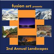 "Fusion Art's 2nd Annual ""Landscapes"" Art Exhibition www.fusionartps.com"