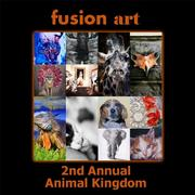 "Fusion Art Announces the Winners of the 2nd Annual ""Animal Kingdom"" Art Exhibition www.fusionartps.com"