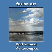 "2nd Annual ""Waterscapes"" International Juried Art Competition www.fusionartps.com"