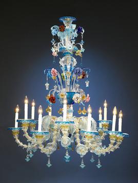 Vintage  S  S Salviati Venetian Glass Designs