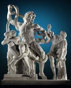 This awe-inspiring marble sculpture of Laocoön and His Sons is one of the few pre-1780 renditions not currently in a museum.