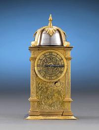 Renaissance-period clocks, like this Turret (Table) timepiece is an example of the earliest mechanical clocks ever made that could go inside the home.