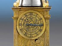 These early mechanical marvels kept track of the hours, and therefore possessed just a single hand.