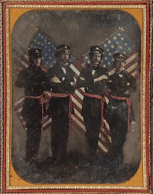 Rare Full Plate Daguerreotype sold for an exceptional $106,200