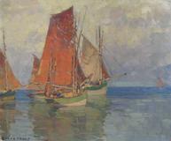 Edgar A.  Payne - $20,000-30,000