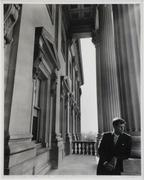 Photograph of John F.  Kennedy by Arnold Newman (Est.  $2,000/$3,000)