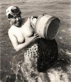 Iwase Yoshiyuki (1904-2001) Gelatin-silver photograph