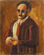 Mark Rothko, Self-Portrait, 1936, © 1998 Kate Rothko Prizel and Christopher Rothko