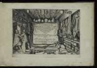 Fasciculus rariorum et aspectu dignorum varii generis,Engraved title page, Basilius Besler, Nuremberg, 1616