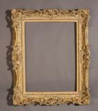 George III Style Giltwood Picture Frame, 20th Century