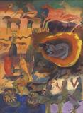 Francisco Toledo, Mani Mani, 1957