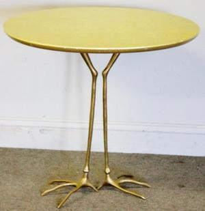 Meret Oppenheim Occasional Table.